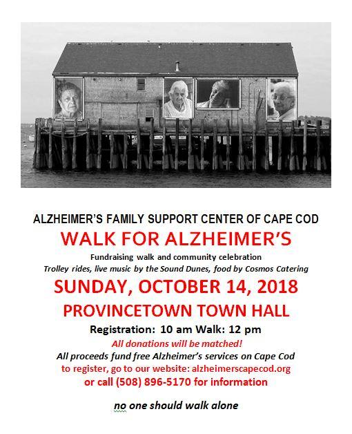 Provincetown Alzheimer's Walk