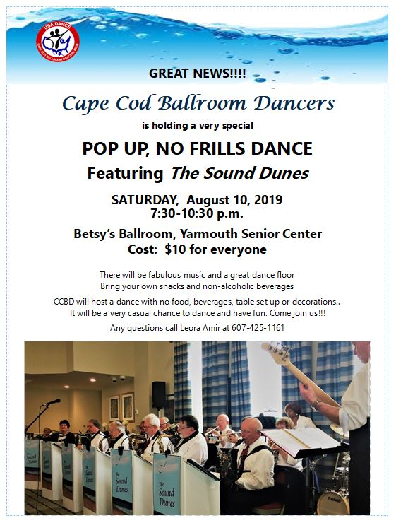 CCBD Pop Up Dance
